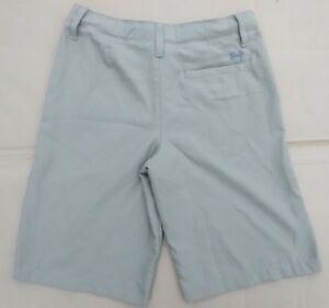 UNDER ARMOUR Khaki Shorts Youth size YMD Boys Girls Shrts Kids shoes UA FREESHIP