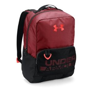 """Rapture RED Under Armour Sport Backpack Outdoor School Backpack Hold 15"""" La..."""