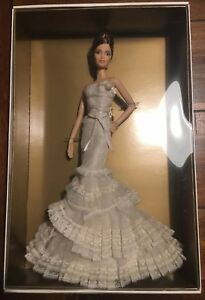 BARBIE Vera Wang Bride The Romanticist Gold Label Doll NRFB