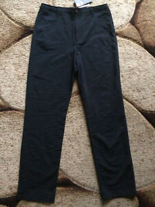 Under Armour Boys Match Play Golf Pants Youth XL Black NWT MSRP $64.99