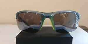 Under Armour Sunglasses Zone 2.0  clear blue gray New with tags no box no bag