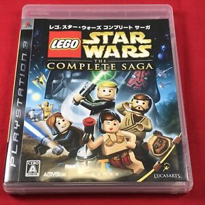 oi0503 Exc PS3 PlayStation 3 LEGO Star Wars: The Complete Saga JP