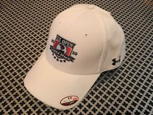 2010 US Open Golf Tournament Cap Hat - Pebble Beach - Under Armour XL fitted