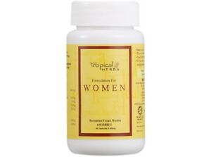 3 Unit Amway Tropical Herbs Formulation for Woman 60 Caps ( Express )