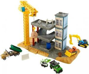 Matchbox Real Adventure Construction Play Set