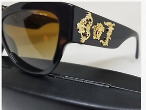 VERSACE 4322 POLARIZED SUNGLASSES – BEAUTIFUL DESIGN – AUTHENTIC (B926)