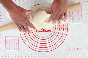 NEW Non-Stick Silicone Baking Mat Extra Large Dough Rolling Pastry Mats USA Ship