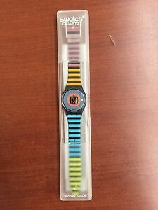 SWATCH RARE VINTAGE Quartz Watch FUNKY!! 80'S 90'S SEVERAL TO CHOSE FROM!!!
