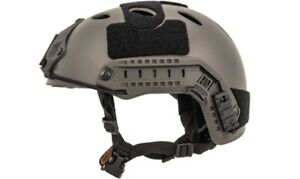 Lancer Tactical PJ Type Airsoft MilSim ATH Helmet in Foliage Gray LrgXL CA-725S