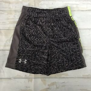 Under Armour Basketball Style Toddler Boys size 4 Shorts EUC