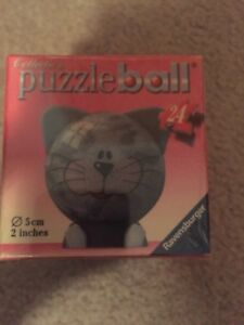 Ravensburger Puzzle Ball - Cat - New in Package