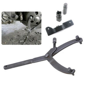 Variator Holder Socket Clutch Removal Repair Tool Puller for GY6 139QMB Scooter