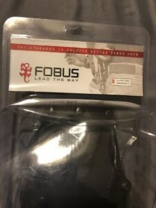 Fobus GL36 Black Standard Paddle RH Gun/Pistol Holster For Glock 36