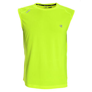 SLEEVELESS T-SHIRT MAN FITNESSFREE TIME CHAMPION art. 210161 IN DRY-TECH
