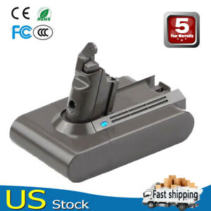 Replace For Dyson V6 21.6V Li ion Battery DC58 DC59 Animal DC72 Vacuum Cleaner