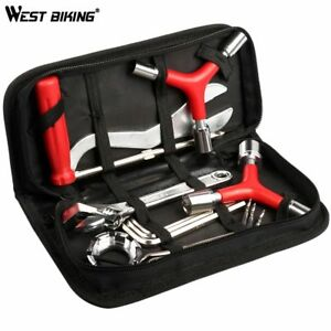 Professional Bicycle Repair Tools Kit Wrench Hex Screwdriver Bicycle Accessory
