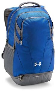 New With Tags Under Armour Team Hustle 3.0 Backpack Laptop Bag for School