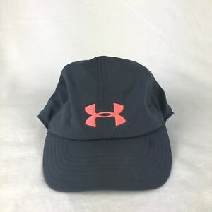 Women's Under Armour Hat one size fits all grey pink golf golfing