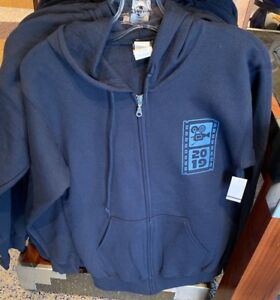 Universal Studios Hollywood 2019  The Epic Adventures Sweater Hoodie Large New