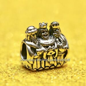 Three Wise Men Authentic Pandora 925 Sterling Silver Charm 791233