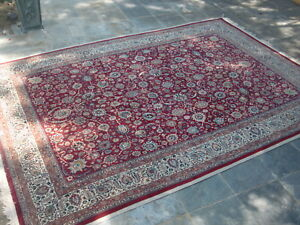 Private Collection Rug 8.5 x 10.5 Signed Amoghli 1600 KPSI