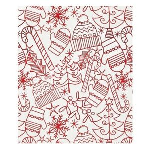 The Gift Wrap Company 8#x27; Gift Wrap Roll Merry Whirl 76 3649