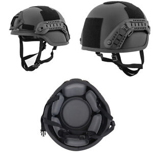 Lancer Tactical ACH MICH 2000 Military Simulation Helmet Special Action Version