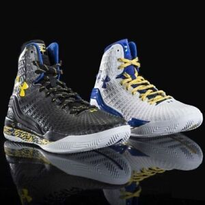 Under Armour Clutchfit Drive Curry PE Home Away Yellow dub nation batman black