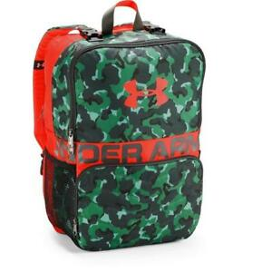 UNDER ARMOUR KIDS' CHANGE UP BACKPACK CAMOUFLAGE
