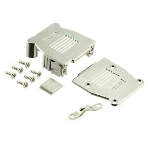 Conec 16-001760E 15 Position Two Piece Backshell Connector 90° 180° Shielded
