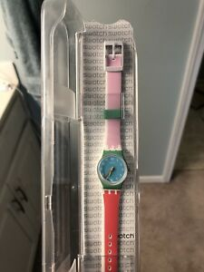 Womens New Swatch Watch!