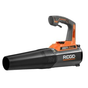 Cordless Jobsite Handheld Blower 105 MPH Adjustable Speed Hex-Grip Tool Only 18V