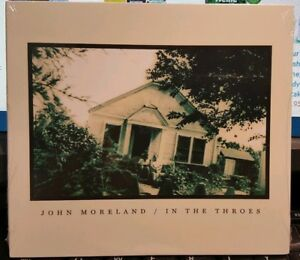 John Moreland - In The Throes (CD) *NEWSEALED* *RARE* OOP