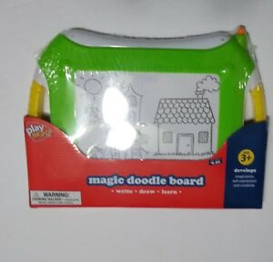 MAGIC DOODLE BOARD PLAY RIGHT  AGE 3+