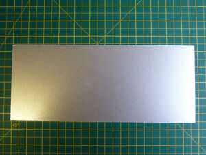 UNIVERSAL PRESTIGE MICROWAVE WAVEGUIDE COVER FOR  300mm X 125mm CUT TO SI