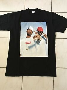 100% Authentic Supreme x Dipset Photo T shirt box logo size Medium Mint Rare OG
