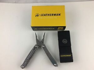 Leatherman - Wingman Multitool Stainless Steel with Nylon Sheath