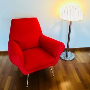 Gorgeous Armchair Design GIGI RADICE for MNOTTI 50s Mid Century MADE IN ITALY