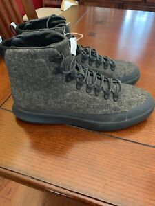 Under Armour Club Mid Wool Boots (11) Mens Shoes Sneakers Rubber Outsole