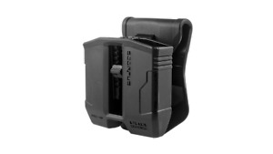 FAB Defense PG-9 Double Magazine Pouch for Glock 17/19/22/23/25/26/27/31/32/33