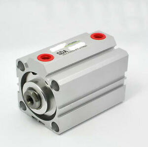 Double Acting SDA160x100 Pneumatic Cylinder Air Cylinder Bore 160MM Stroke 100MM