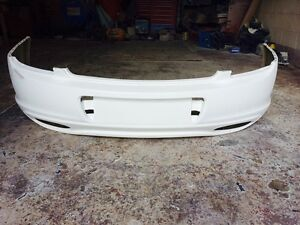 Bentley Continental GTGTC Supersport Style Rear Bumper Body Kit 2004-2011