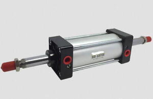 Double Acting SCD Cylinder Bore 200mm Stroke 1000mm Dual Tie Rod Air Cylinder