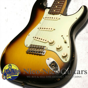 Fender Custom Shop 2014 Master Design '63 Stratocaster Relic by John Cruz