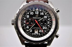 MENS  BREITLING A22360  CHRONO-MATIC LIMITED FLYBACK  AUTOMATIC CHRONOGRAPH