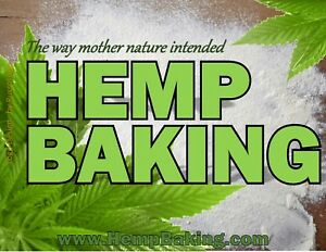 HempBaking.com HEMP BAKING Recipes Cookbook Bakery Blog Cooking Show Cafe DOMAIN