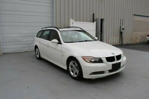 2008 3-Series 328xi Wagon AWD Auto Leather Sunroof Warranty Clea 2008 BMW 3 Series 328xi Wagon AWD Auto Leather Sunroof Warranty Clea Knoxville W