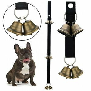 QUXIANG Dog Bells for Potty Training Dog Bells and Housebreaking Your Doggy