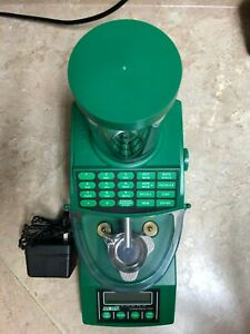 RCBS Combo 110V-AC Chargemaster 1500 Not working for parts.
