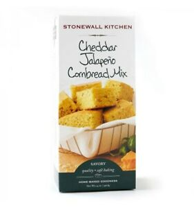 Stonewall Kitchen Cheddar Jalapeno Cornbread Mix 396.8g